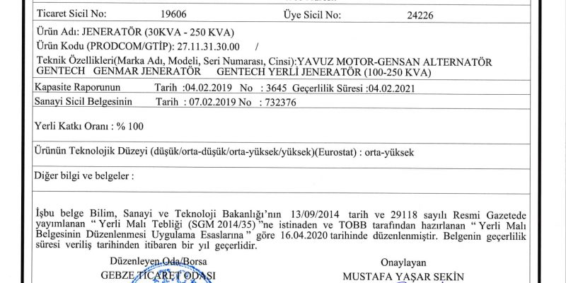 GENMAR MARKA TESCİL BELGELERİ (1)-1