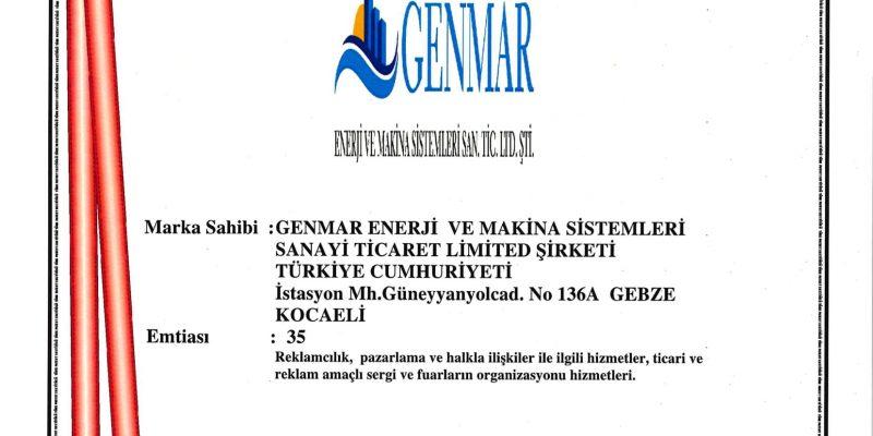 GENMAR MARKA TESCİL BELGELERİ (1)-2